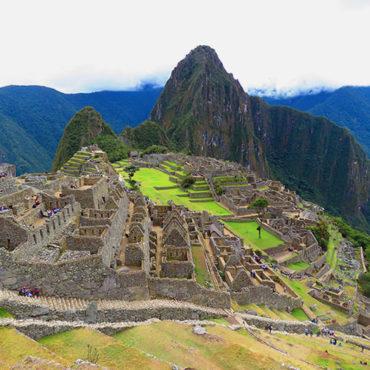 Machu Picchu / Amazon