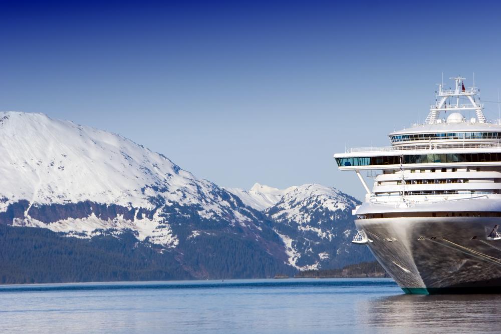 Alaska top cruise destination